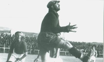 Ο κυρ-Αχιλλέας, η Ολυμπιακάρα