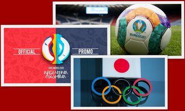 2021: Τα μεγάλα αθλητικά ραντεβού στον κόσμο