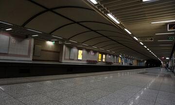 Κλείνουν οκτώ σταθμοί του μετρό την Πρωτοχρονιά από τις 17:00 έως τις 22:00
