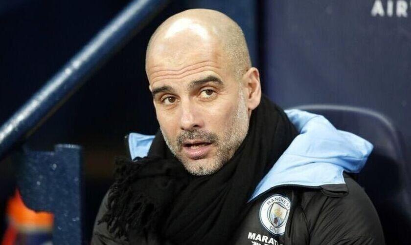 Γκουαρντιόλα: «Χωρίς πέντε παίκτες με Τσέλσι - Θέλαμε να παίξουμε με Έβερτον»