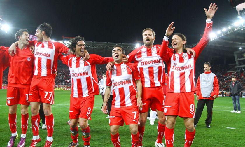 Ολυμπιακός - ΑΕΚ 6-0: Ένα ντέρμπι, ένας θρίαμβος, ένας τίτλος (vid)