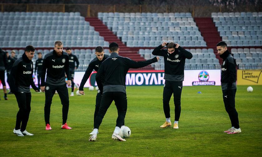 ΟΦΗ: Η αποστολή για το ματς με τον Παναιτωλικό