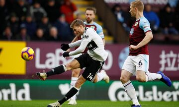 Premier League: Αναβλήθηκε και το Μπέρνλι - Φούλαμ λόγω κρουσμάτων κορονοϊού