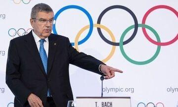 Τόμας Μπαχ: «Θα ζήσουμε αξέχαστους Ολυμπιακούς Αγώνες» (vid)