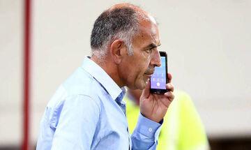 Κασναφέρης για τους Έλληνες διαιτητές: «Τα παιδιά τώρα δεν είναι κωλοπετσωμένα...»