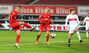Bundesliga: Η Λειψία από τη Στουτγκάρδη άλμα στην κορυφή (highlights, βαθμολογία)
