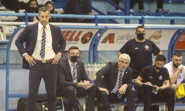 Λάρισα: Ο Μπέρι αρνήθηκε να παίξει και ο Παπανικολόπουλος τον έστειλε στα αποδυτήρια