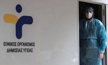 Κατανομή κρουσμάτων στην Αττική και στην υπόλοιπη Ελλάδα - ΄Υφεση σε Κοζάνη, αύξηση σε Αργολίδα