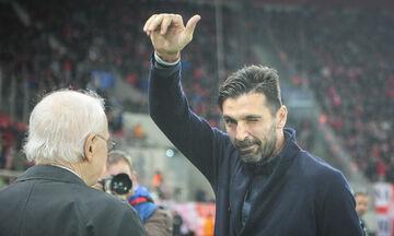 Ο Νικοπολίδης ψήφισε Μπουφόν για τον κορυφαίο τερματοφύλακα στην ιστορία!