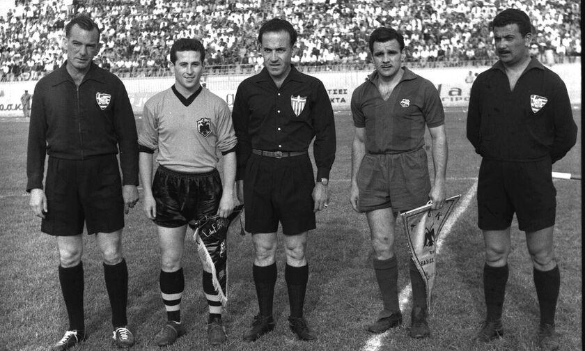 Το «Νίκος Γκούμας», η ΑΕΚ και η Μπαρτσελόνα