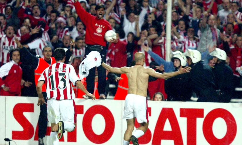 Ολυμπιακός - ΑΕΚ 4-3: Ματσάρα τίτλου με επτά γκολ (vid)