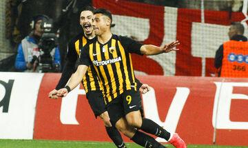 Ολυμπιακός - ΑΕΚ 1-2: Διπλό τίτλου με Γιακουμάκη (vid)
