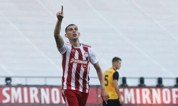 Ολυμπιακός - ΑΕΚ 3-0: Γιόρτασε εμφατικά τον τίτλο (vid)