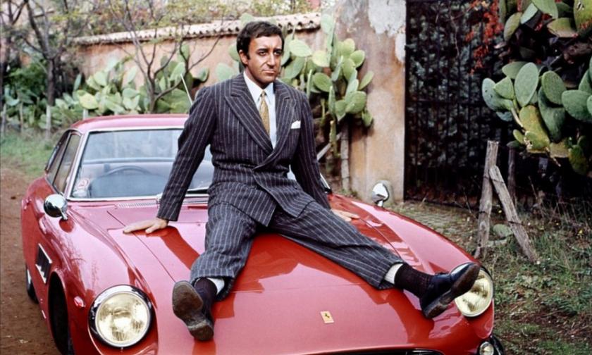Πίτερ Σέλερς: Ο Ροζ Πάνθηρας είχε πάθος με την Σοφία Λόρεν και τα ακριβά αυτοκίνητα