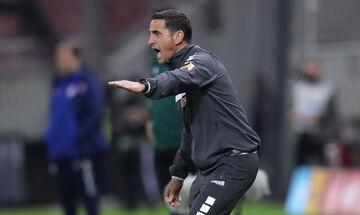 Ολυμπιακός-ΑΕΚ 3-0: Χιμένεθ: «Δεν λέει την αλήθεια το σκορ» (vid)