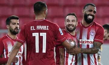Ολυμπιακός - ΑΕΚ 3-0: Τα highlights του αγώνα στο Φάληρο