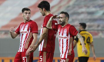 Ολυμπιακός-ΑΕΚ 3-0: Βαλμπουενά: «Θέλουμε μεγάλη πορεία στην Ευρώπη» (vid)