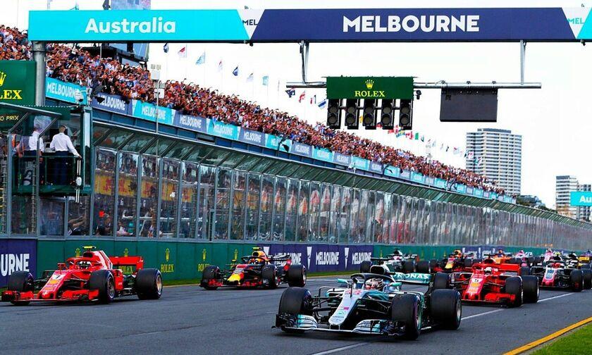Formula 1: Σκέψεις αναβολής για το Γκραν Πρι της Μελβούρνης