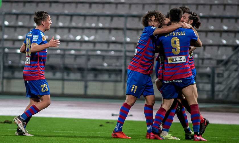 Βόλος - Ατρόμητος 1-0: «Έπιασε» τον Παναθηναϊκό με Περέα (highlights)