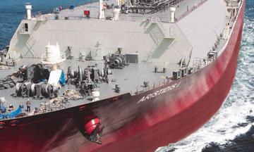 Μαρινάκης: Παρέλαβε το δεύτερο από επτά αδελφά πλοία η Capital Gas