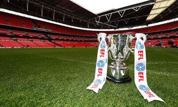 League Cup Αγγλίας: Με πέντε αλλαγές και νοκ-άουτ τα ημιτελικά
