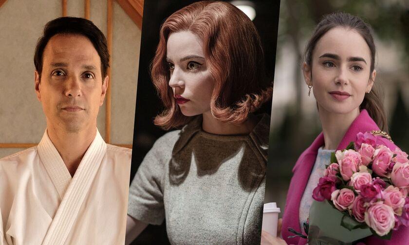 Netflix: Το TOP-10 στην Ελλάδα για το 2020 σε σειρές και ταινίες (vid)