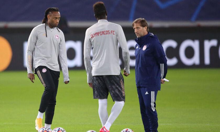 Ολυμπιακός: Αυτά τα ματς χάνουν οι Σεμέδο και Μπα λόγω καρτών