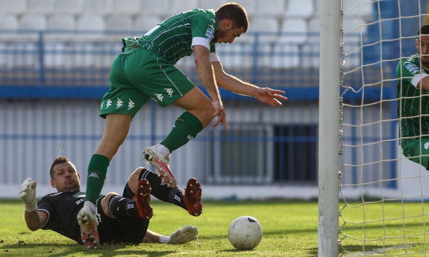 Απόλλων - Παναθηναϊκός 0-1: «Φωτίστηκε» με τρία VAR! (vids)