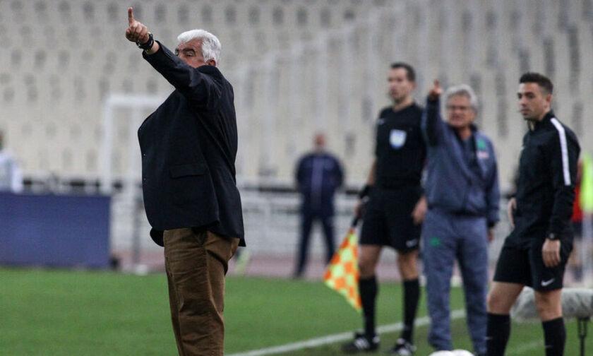 Γκουτσίδης: «Όταν δεν μπορείς να βάλεις γκολ...»
