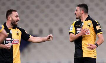 ΑΕΚ-Παναιτωλικός 1-0: Τρίποντο...παυσίπονο (Highlights)!
