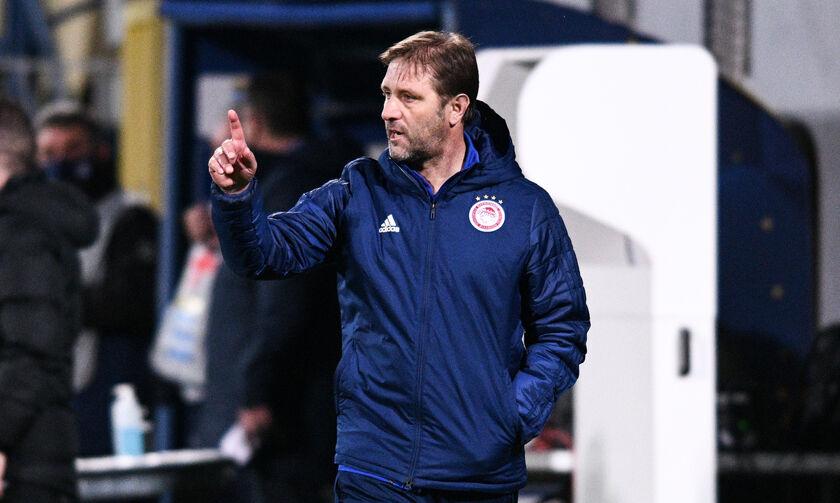 Αστέρας Τρίπολης-Ολυμπιακός 0-4: Μαρτίνς: «Ήμασταν αποτελεσματικοί» (vid)