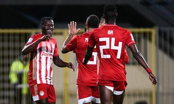 Τα highlights του Αστέρας Τρίπολης - Ολυμπιακός 0-4 (vid)