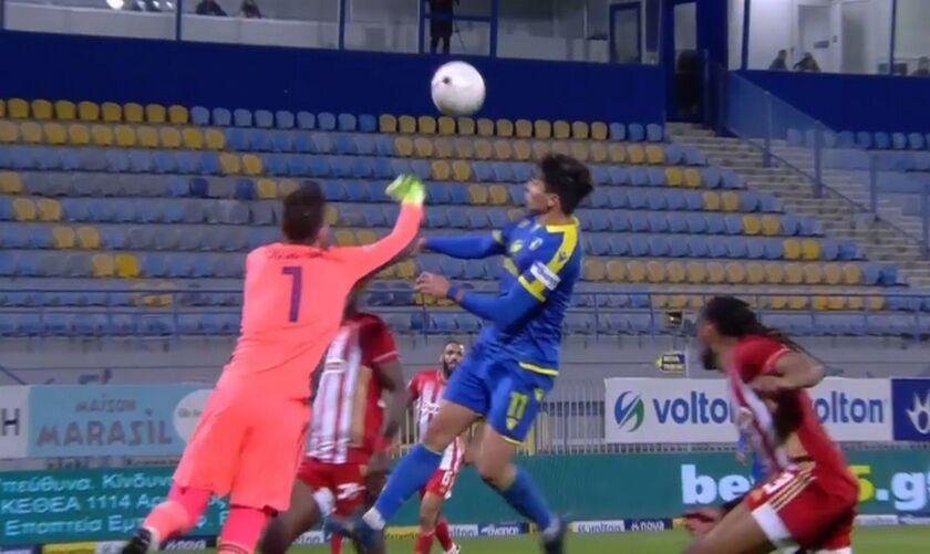 Αστέρας Τρίπολης - Ολυμπιακός 0-4: Η σύγκρουση Σα-Κρέσπι
