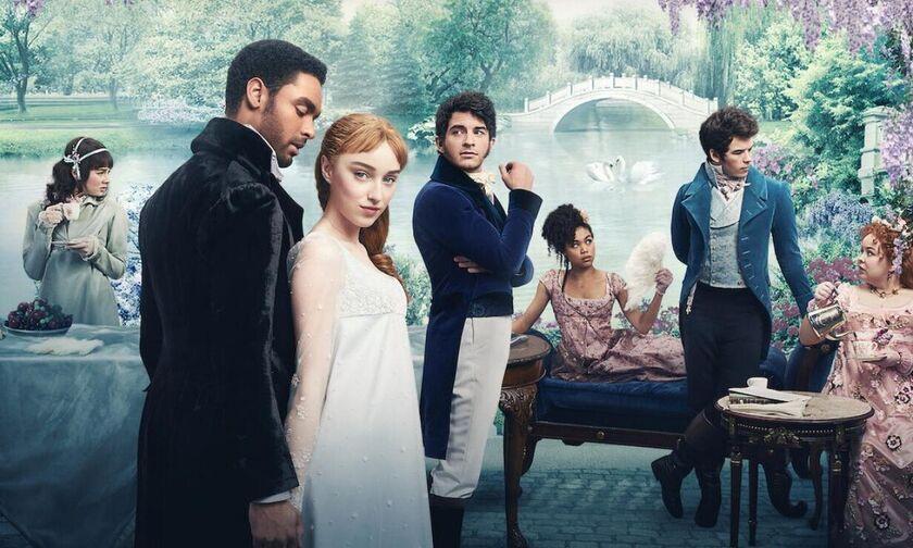 «Bridgerton»: Έσπασε τα κοντέρ τηλεθέασης στο Netflix (pic)