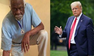 Μπιλ Ράσελ: «Αν είχαν μπει μαύροι, πόσοι νεκροί θα υπήρχαν - Ο δειλός Τραμπ φταίει για όλα»