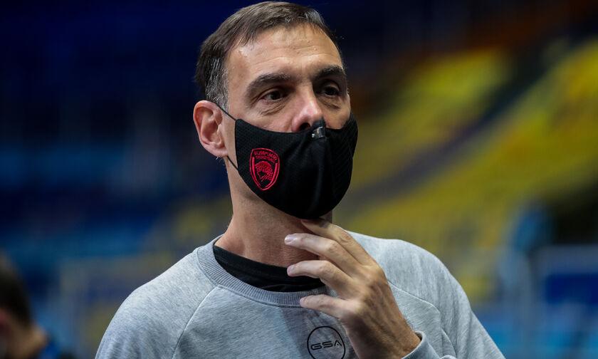 Μπαρτζώκας: «Χωρίς αύριο για τον Ολυμπιακό ο αγώνας με την Μπάγερν» (vid)