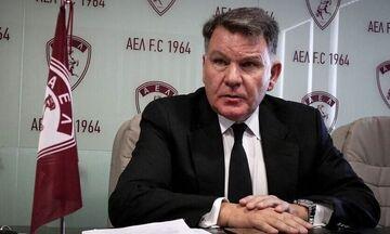 ΑΕΛ: Ο Μαξιμένκο υπέγραψε για τρία χρόνια