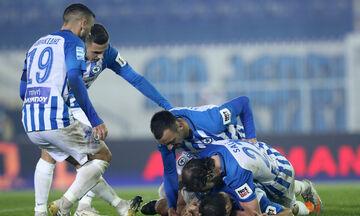 Ατρόμητος - ΠΑΟΚ: Το γκολ του Νάτσου για το 3-2 (vid)