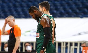 Παναθηναϊκός- Ζενίτ 77-89 : Έχασε με… κάτω τα χέρια! (Highlights)