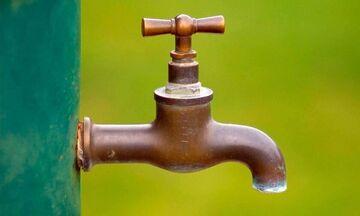 ΕΥΔΑΠ: Διακοπή νερού σε Αθήνα και Καματερό