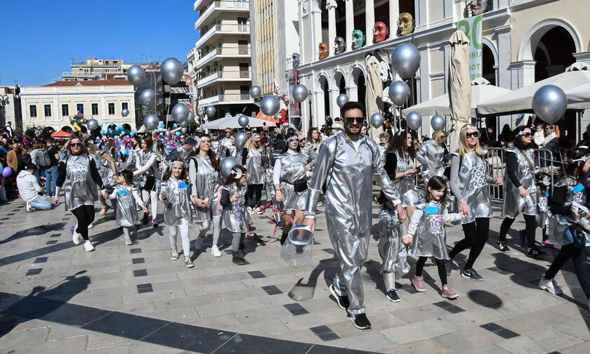 Επίσημο: Ακυρώθηκε το πατρινό καρναβάλι