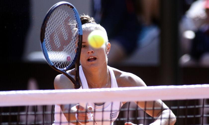 Abu Dhabi Open: Αποκλείστηκαν στο διπλό Σάκκαρη - Βέκιτς