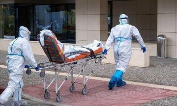 Κορονοϊός (8/1): Στα 721 τα νέα κρούσματα στην Ελλάδα - 386 στη ΜΕΘ και 49 νεκροί