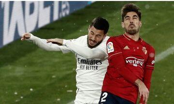 La Liga: Στο «Χ»ιόνι οι ελπίδες κορυφής της Ρεάλ Μαδρίτης στην Παμπλόνα (Highlights)!