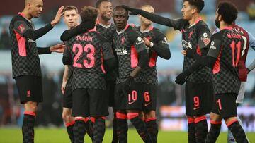 Κύπελλο Αγγλίας: Με τρία γκολ στην επανάληψη «καρέ» της Λίβερπουλ επί της Άστον Βίλα (vids)