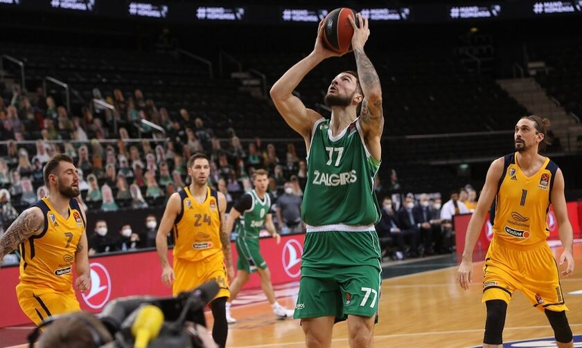 EuroLeague: O ασταμάτητος Λοβέρν MVP της 18ης αγωνιστικής (vid)