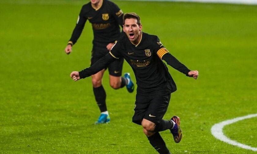 Μέσι: Ρεκόρ με 15, σερί, χρόνια διψήφιο αριθμό γκολ στη La Liga!