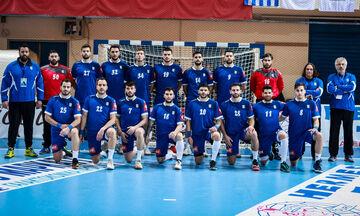 Ετοιμάζεται για Σερβία η εθνική ομάδα χάντμπολ των ανδρών