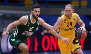 Basket League: Όλα τα βλέμματα στο Παναθηναϊκός - ΑΕΚ