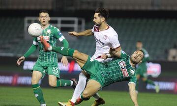 Παναθηναϊκός- ΑΕΛ 2-0: Αγχώθηκε, αλλά κέρδισε… (highlights)